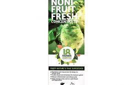 18 HERBS NONI FRESH FRUIT JUICE CONCENTRATE 500 ML