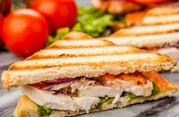 SANDWICH | KING'S CHICKEN (GRILLED) | Non-veg items | Kings Treat Special