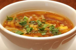 KING'S HOT MEXICAN SOUP-VEG | veg items | Kings Treat Special