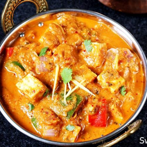 Kadai Panner | North indian dishes | Veg Special | Kings Treat Special